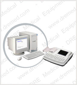DRE True ECG Plus with PC Software