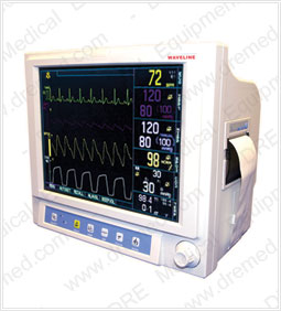 DRE Waveline Vital Signs Monitor
