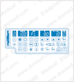 Ecotron Anyview C-arm control panel