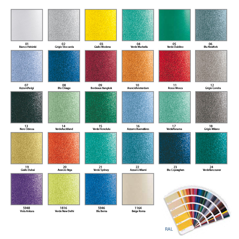 Euroclinic Leather Options