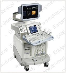 GE Logiq 9 Ultrasound Machine