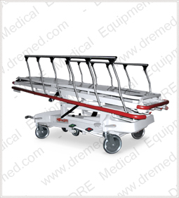 Hill-Rom GPS 880 Series Stretcher