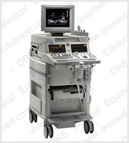 HP Sonos 5500 Digital Cardiovascular Ultrasound Machine