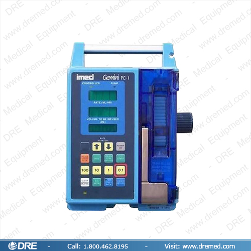 Gemini PC1 Infusion Pump