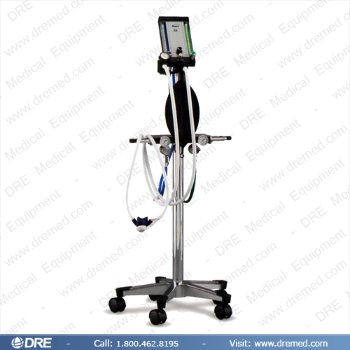 Matrx Fraser RA Relative Analgesia Machine - Nitrous System
