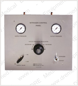 Medical Gas - Nitrogen Control Panels