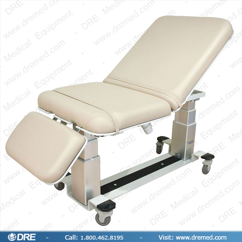 Oakworks General 3 Section Ultrasound Table whole front