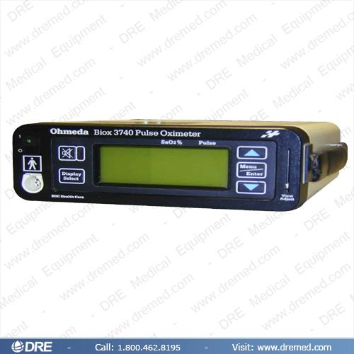 Refurbished or Used Datex Ohmeda 3740 Pulse Oximeter