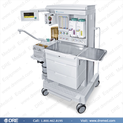GE Aestiva 5 Anesthesia Machine Datex Ohmeda