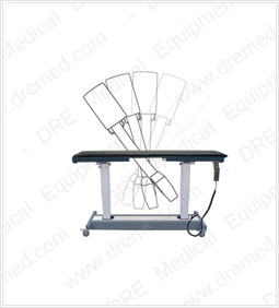 Oakworks DTPM300 Fluoroscopy Table – Polycarbonate Electrical Table