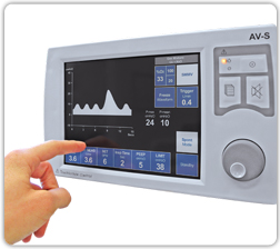 Penlon Prima SP2 AV-S Touchscreen Ventilator