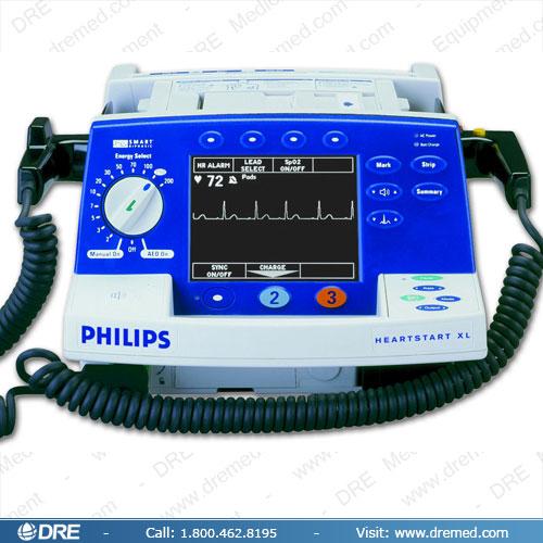 philips aed machine