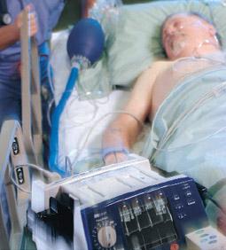 Desfibrilador Bifásico de Philips Heartstart XL con Monitorización del ECG
