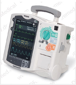 Philips HeartStart MRx ALS Defibrillator / Monitor for EMS
