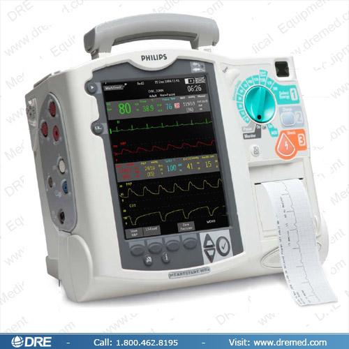 refurbished used philips heartstart mrx defibrillator rh dremed com Philips MRx Parts Philips MRx Batteries