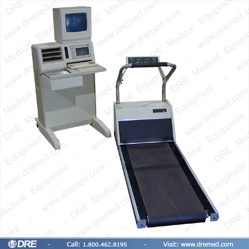 Stress Test Uses: Refurbished Or Used Quinton Stress Test Systems