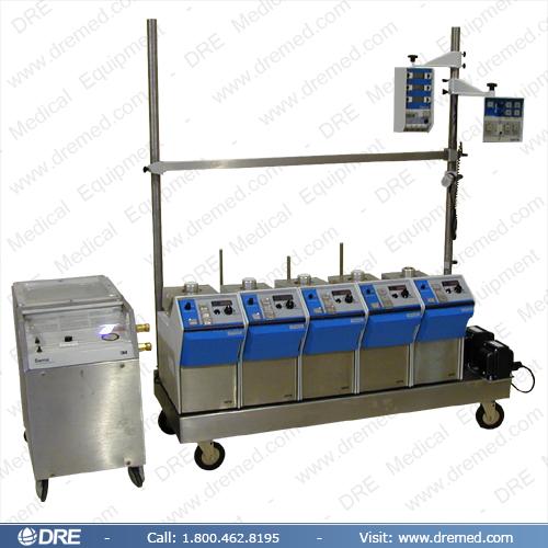 lung bypass machine