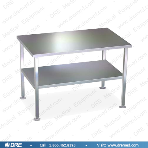 DRE Stainless Steel Table With No Wheels