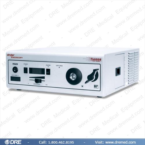 stryker endoscopy x 6000 xenon light source rh dremed com Service ManualsOnline Customer Service Books