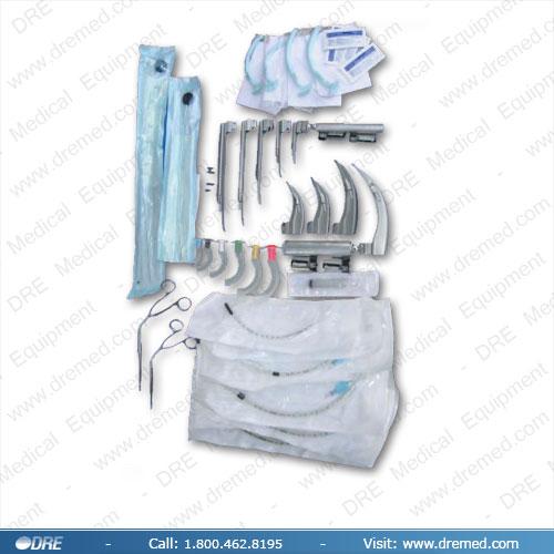 Fiber Optic Airway Management Intubation Kit