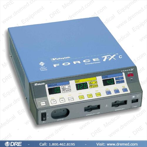 Medical equipment refurbished valleylab force fxc esu