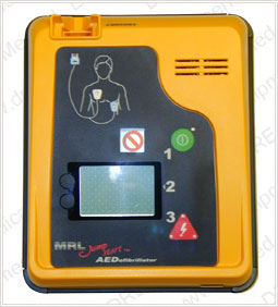 Welch Allyn AED-10 Defibrillator