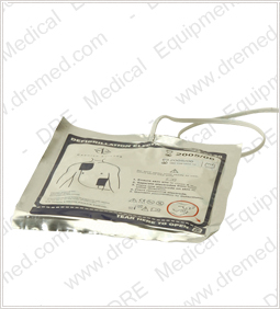 Welch Allyn AED 10 disposable electrode pads