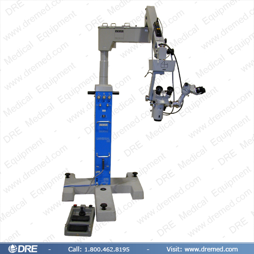 Zeiss Opmi 6 CFC Surgical Microscope with XY Function