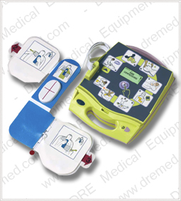 Zoll AED Plus Defibrillator - Expanded View