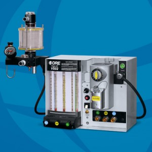 DRE Integra VS02 Portable Anesthesia Machine