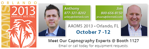 Discover Capnography Monitoring Options with DRE Experts at
