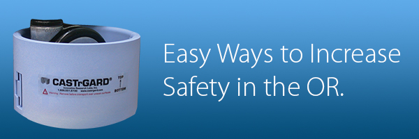 Easy Ways to Increase Safety in the OR