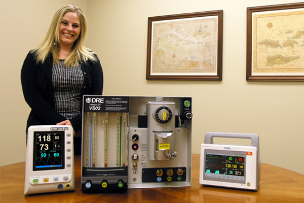 Meet Lauren Trotter at ADSA for your dental anesthesia needs