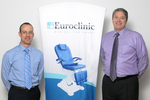 Visit Joe and Jack for the latest in podiatry equipment trends.