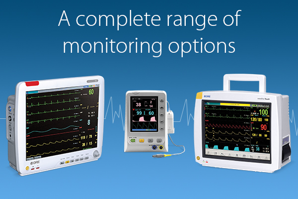DRE's comprehensive line of Waveline monitors includes models designed for a variety of professional environments.