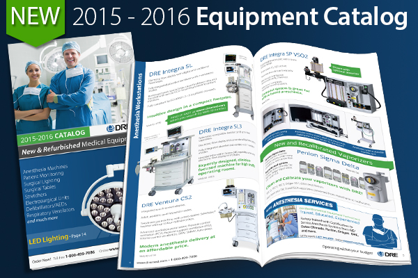 New 2015-2016 Equipment Catalog