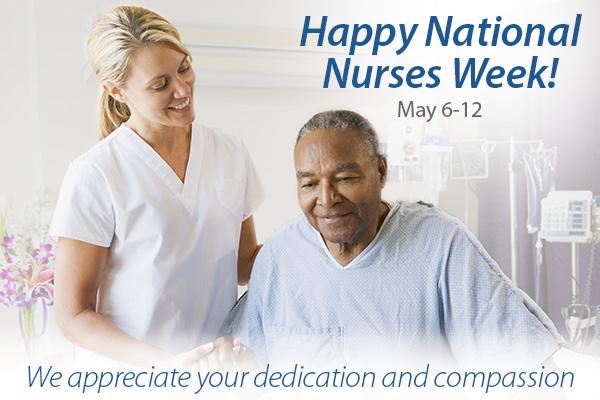 Happy National Nurses Week!