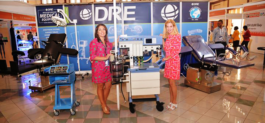 International Medical Equipment Distribution in Nigeria