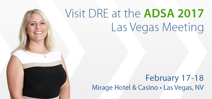 Visit DRE at ADSA 2017 Las Vegas!