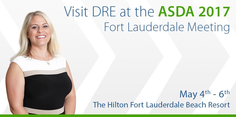 Visit DRE at ASDA 2017!