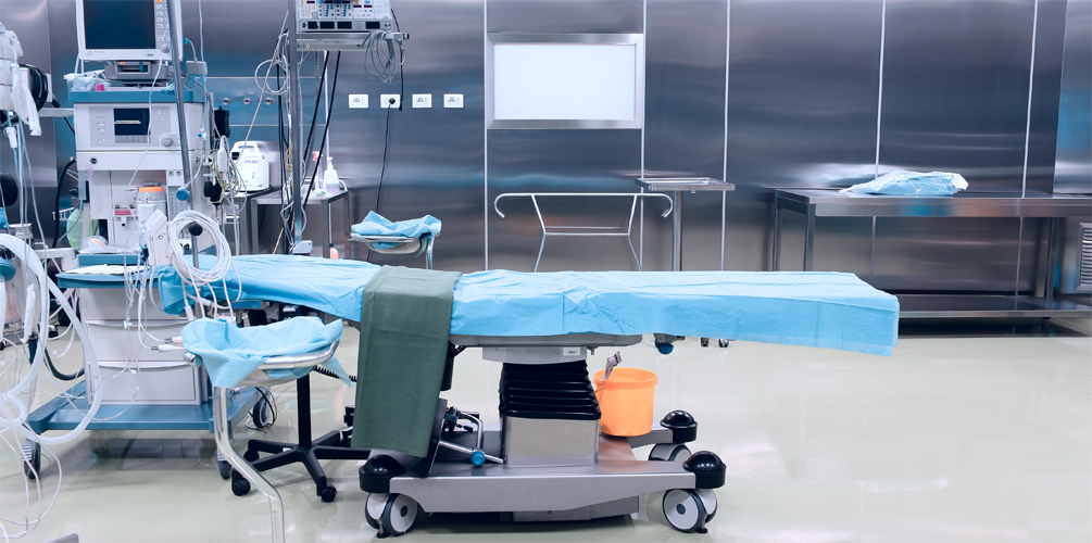 An Introduction to Operating Room Design Medical Equipment Update