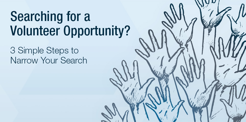 Volunteering Search